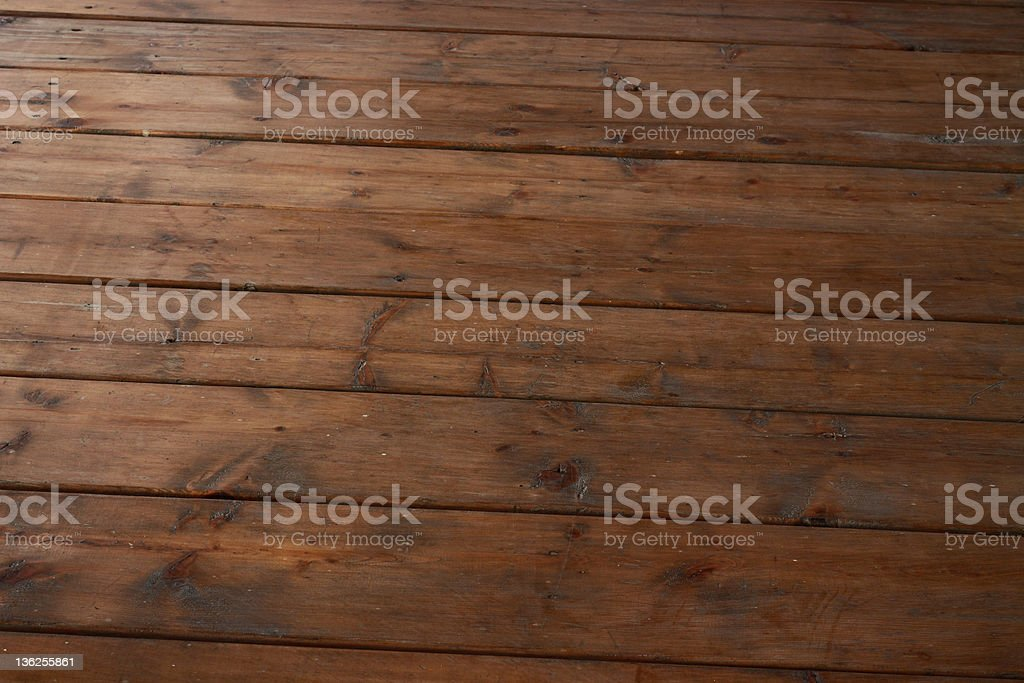 Wooden Texture with Patches stock photo