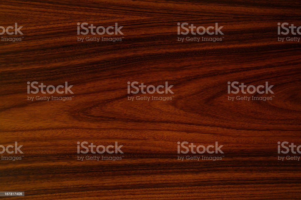 Wooden textured board with a mixture of light and dark brown royalty-free stock photo