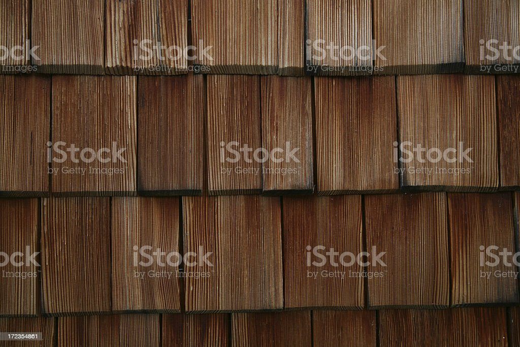 Wooden tiles. royalty-free stock photo