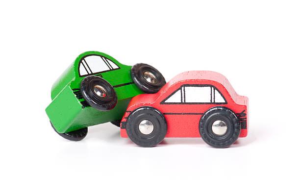 wooden toy cars - krockad bil bildbanksfoton och bilder