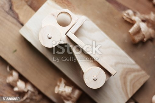 184659330 istock photo Wooden toy 628356832