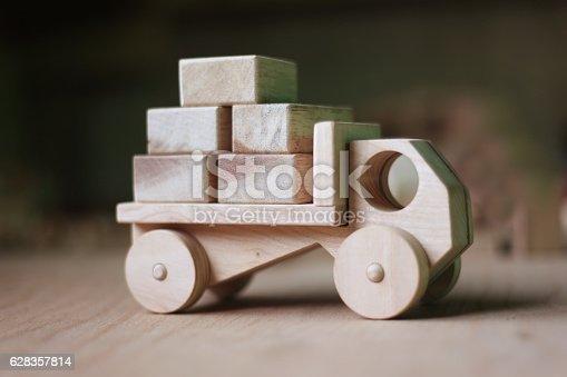 184659330 istock photo Wooden toy 628357814