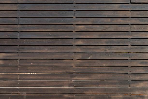 hölzerne wand - terrassen deck design stock-fotos und bilder