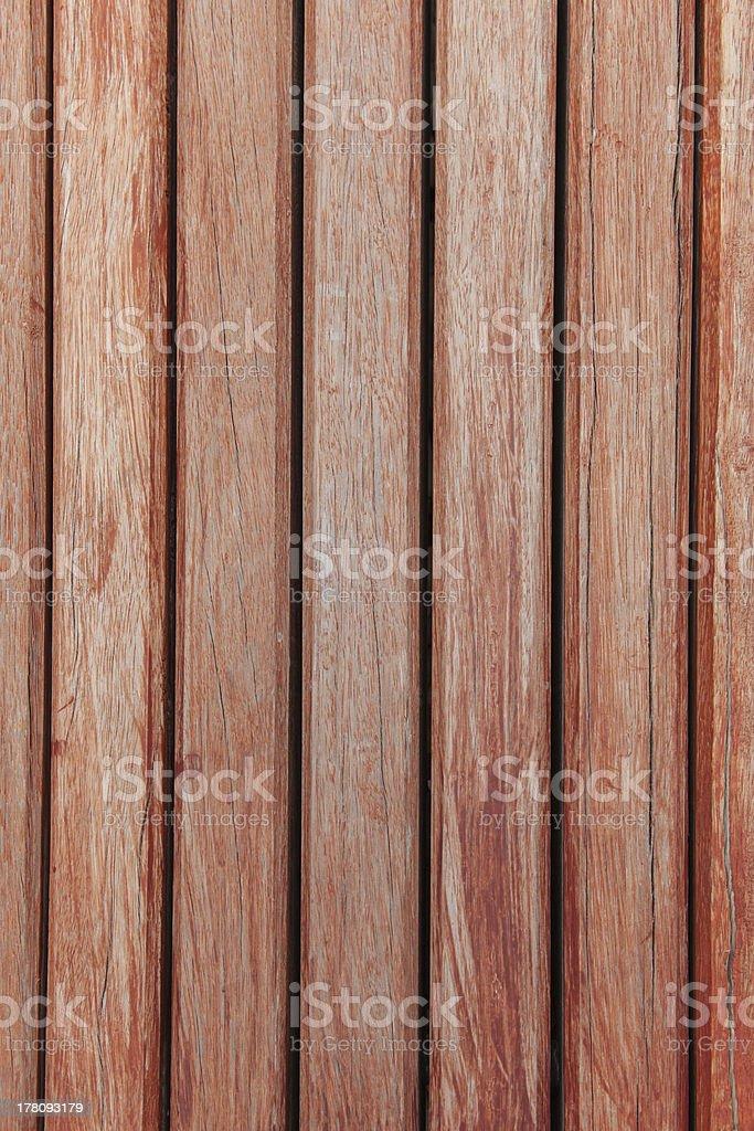 Wooden walls royalty-free stock photo