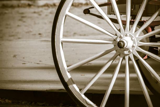 木輪 - 載客馬車 個照片及圖片檔