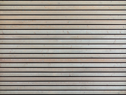 wooden whitewashed natural larch planks background