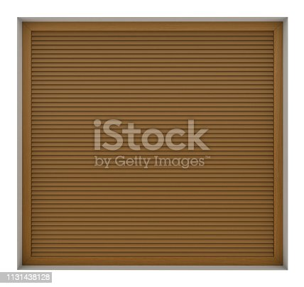 902034612istockphoto Wooden window frame with external blinds 1131438128