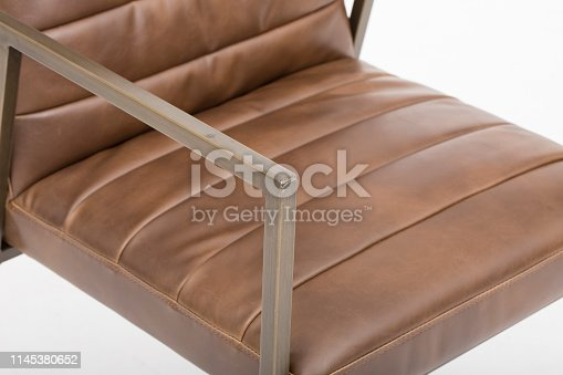 Wooden Wooden Frame with armrests, Burgundy Cushions and backrest armchairs, Dressing Comfy Chair for Apartment, Colleage Classroom with background
