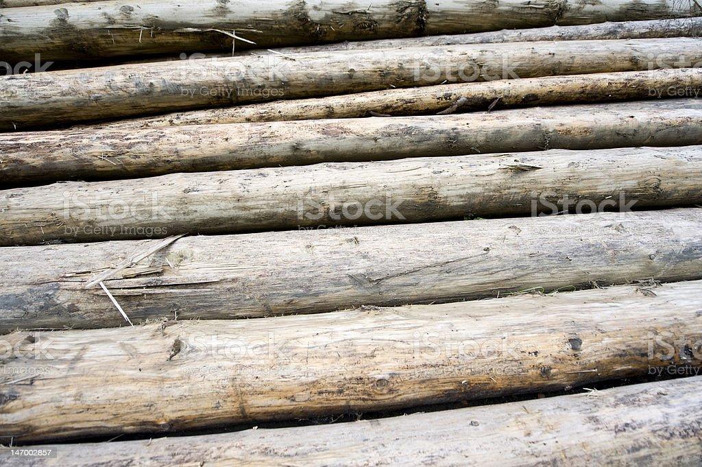 Woodpiles Hintergründe – Foto