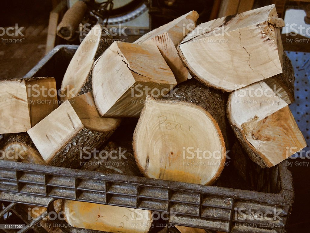 Woodstock for Pipes (August 02, 2015) stock photo
