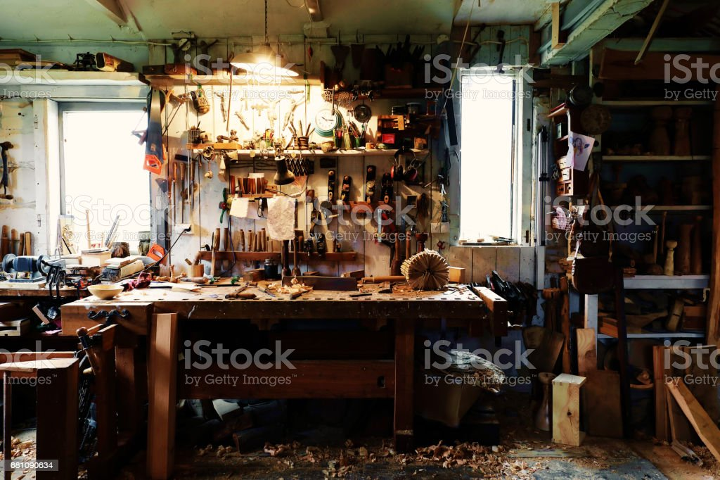 woodworking tools royalty-free stock photo