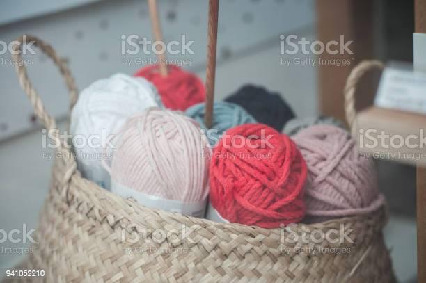 Wool balls in wooden basket in fashion store picture id941052210?b=1&k=6&m=941052210&s=612x612&h=aoia7kvogpvl9jzf jtswjhx5y3 hka6yssmhqggkyo=