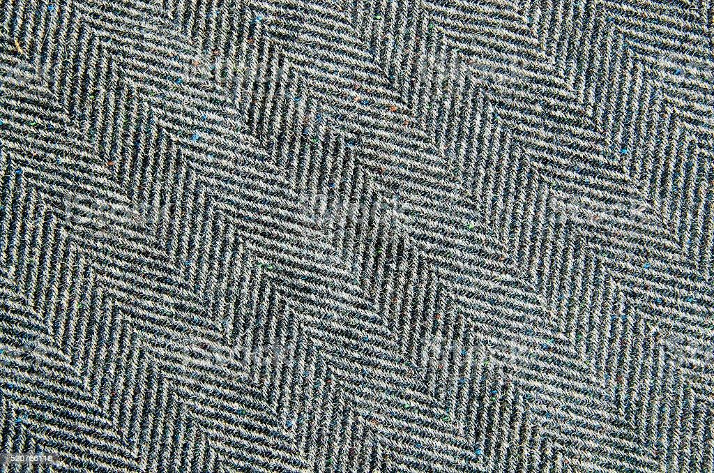Wool herringbone stock photo