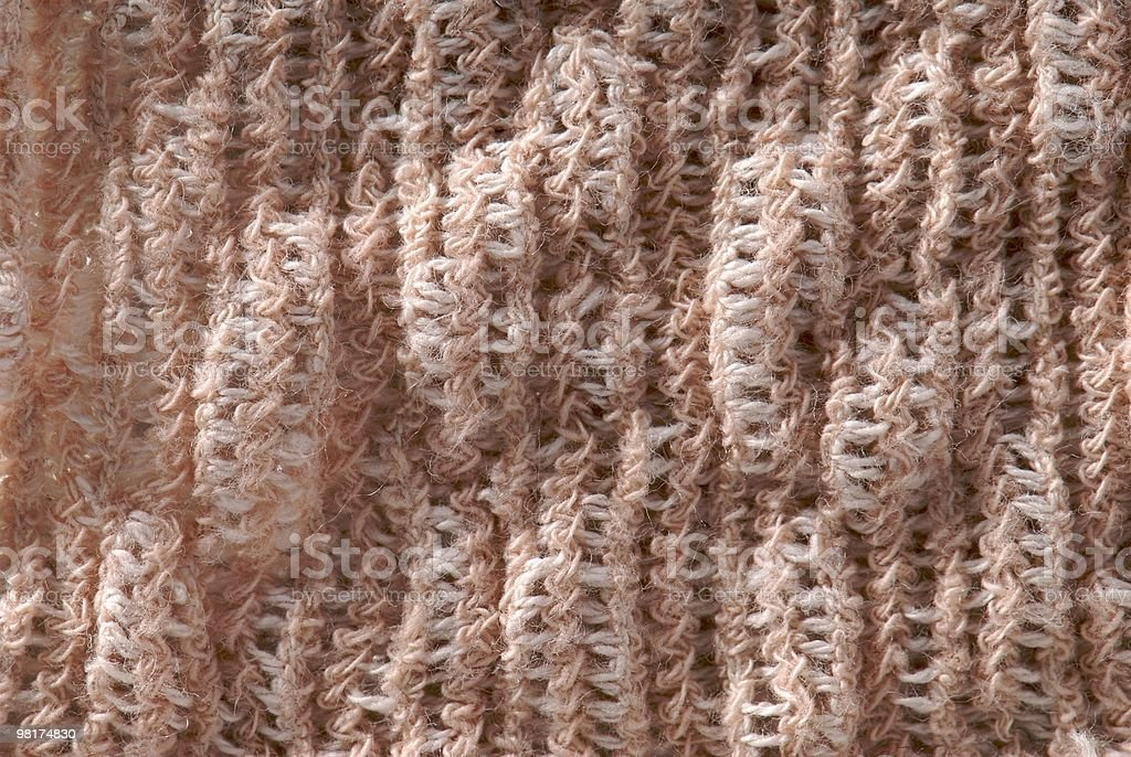 Wool Material royalty-free stock photo