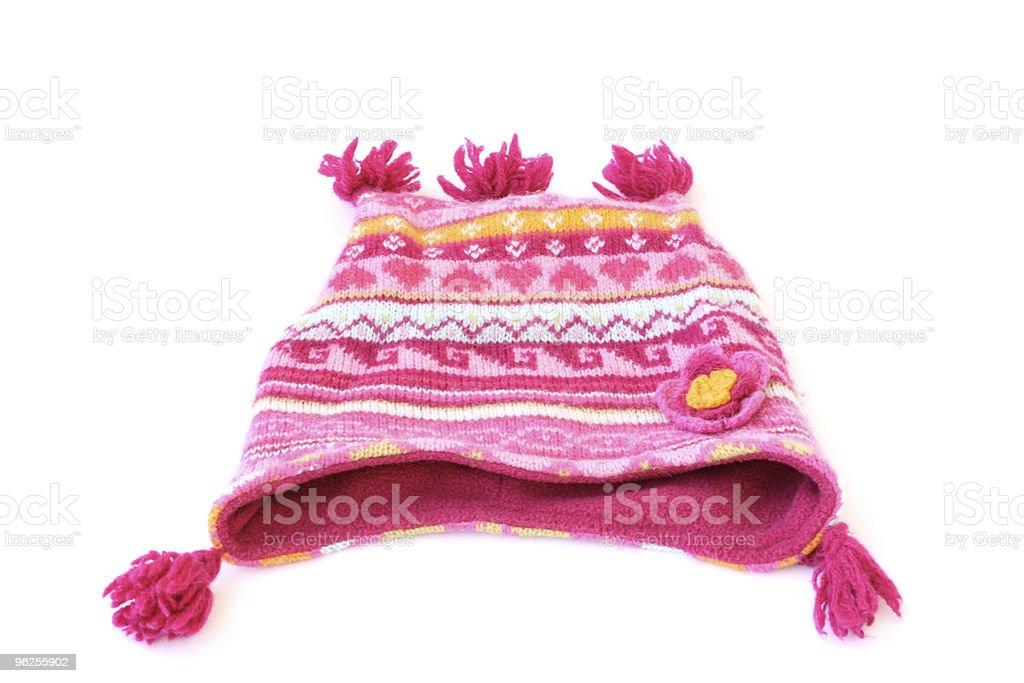 woolen beanie royalty-free stock photo