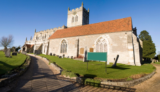 wootten wawen church atratford-upon-avon saxon church oldest in warwickshire