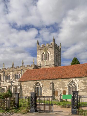 wootten wawen church stratford-upon-avon saxon church oldest in warwickshire