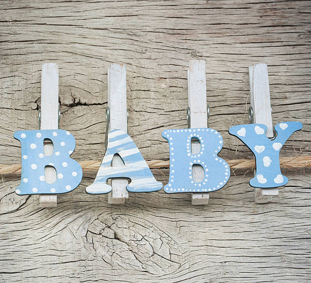 Mot «baby» - Photo