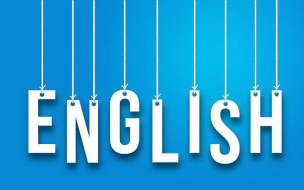 ENGLISCHE Wort Konzept – Foto