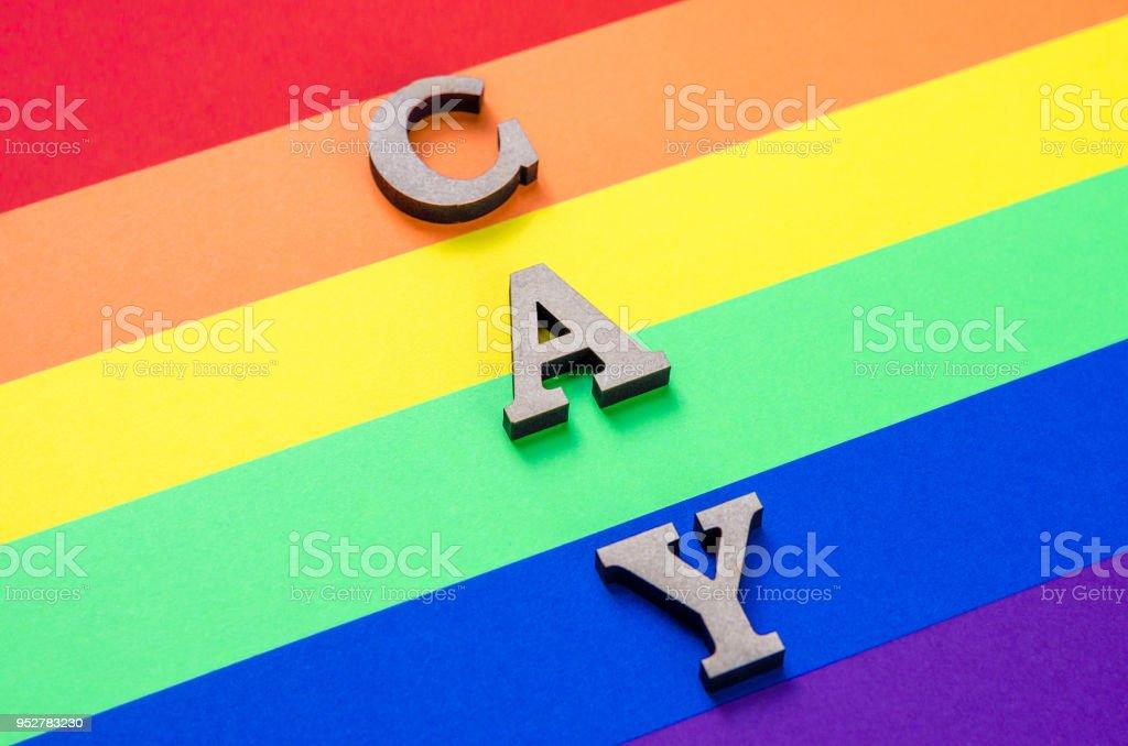 Bisexual symbol text
