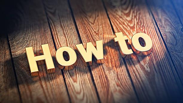 単語木に 板 方法 - 見せる ストックフォトと画像