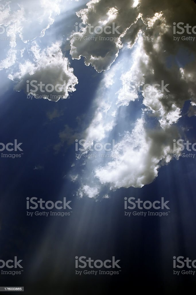 Word of God royalty-free stock photo