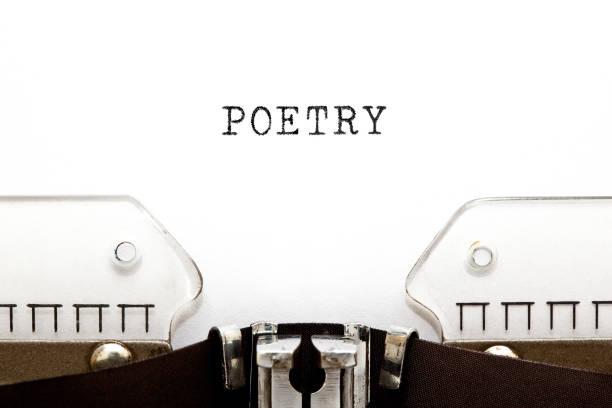 Word poetry on retro typewriter picture id1137298700?b=1&k=6&m=1137298700&s=612x612&w=0&h=nsgyui4evb1o3kbs1z6tf3bgfx39jhdxopx1zuuzdmk=