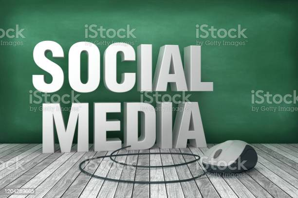 Word social media with computer mouse on chalkboard background 3d picture id1204289665?b=1&k=6&m=1204289665&s=612x612&h=s5ixww kuk2ahd cxjyzocc2nwgihzps1zzm2wml0 e=