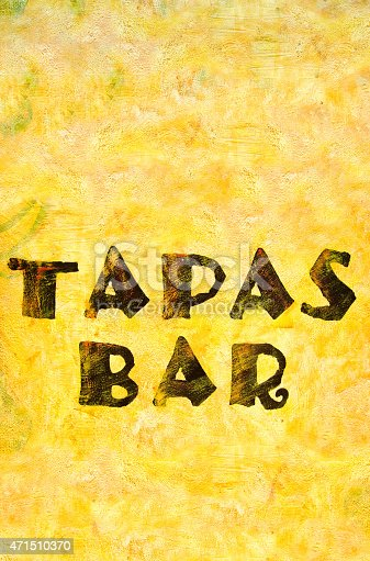 508216406 istock photo word tapas bar 471510370