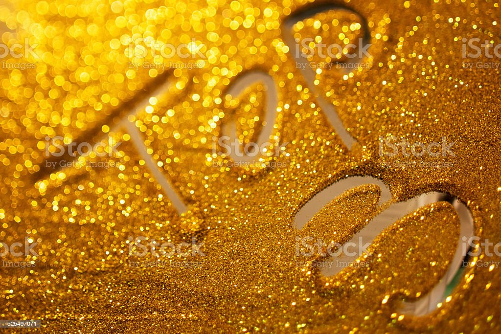 word top 3 writing on golden sand background stock photo