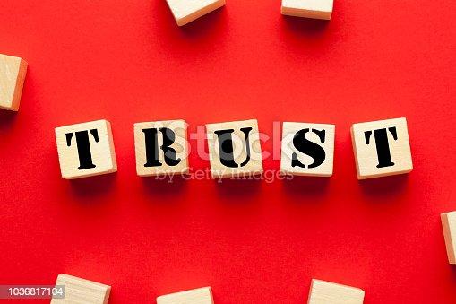 939533958 istock photo Word Trust Concept 1036817104