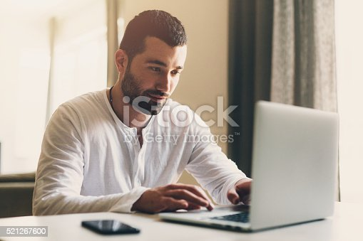 istock Work at home 521267600