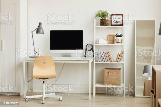 Work desk in modern apartment picture id1220430723?b=1&k=6&m=1220430723&s=612x612&h=sgsgidhqzipjd d8sjh1k8ewreolgfuy6wyzbvvdeos=