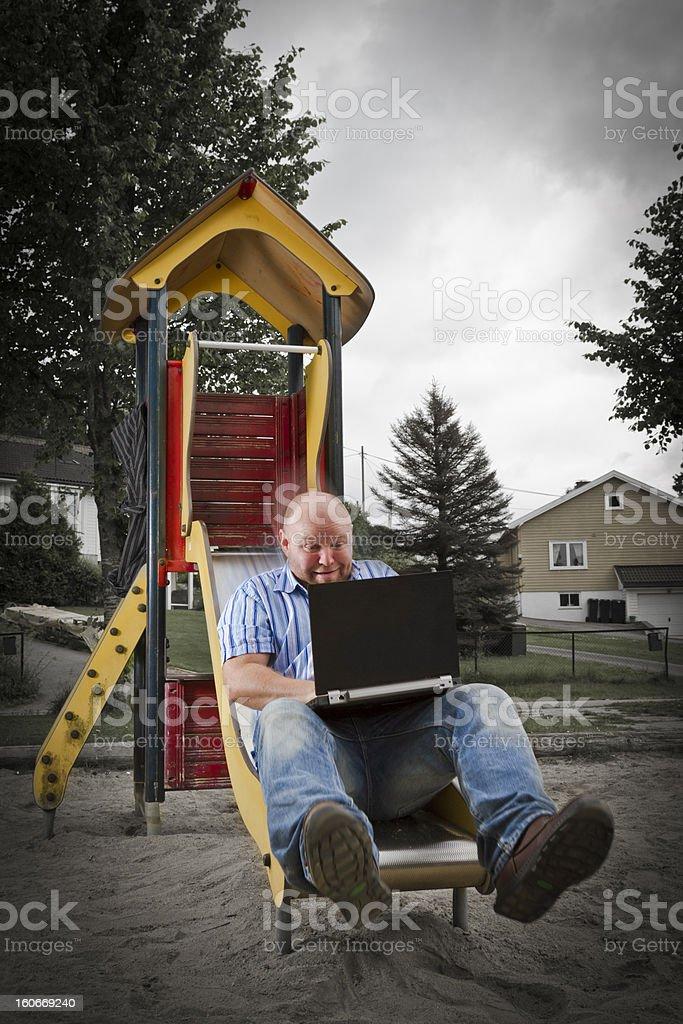 Work Everywhere stock photo