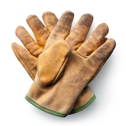 Work gloves.