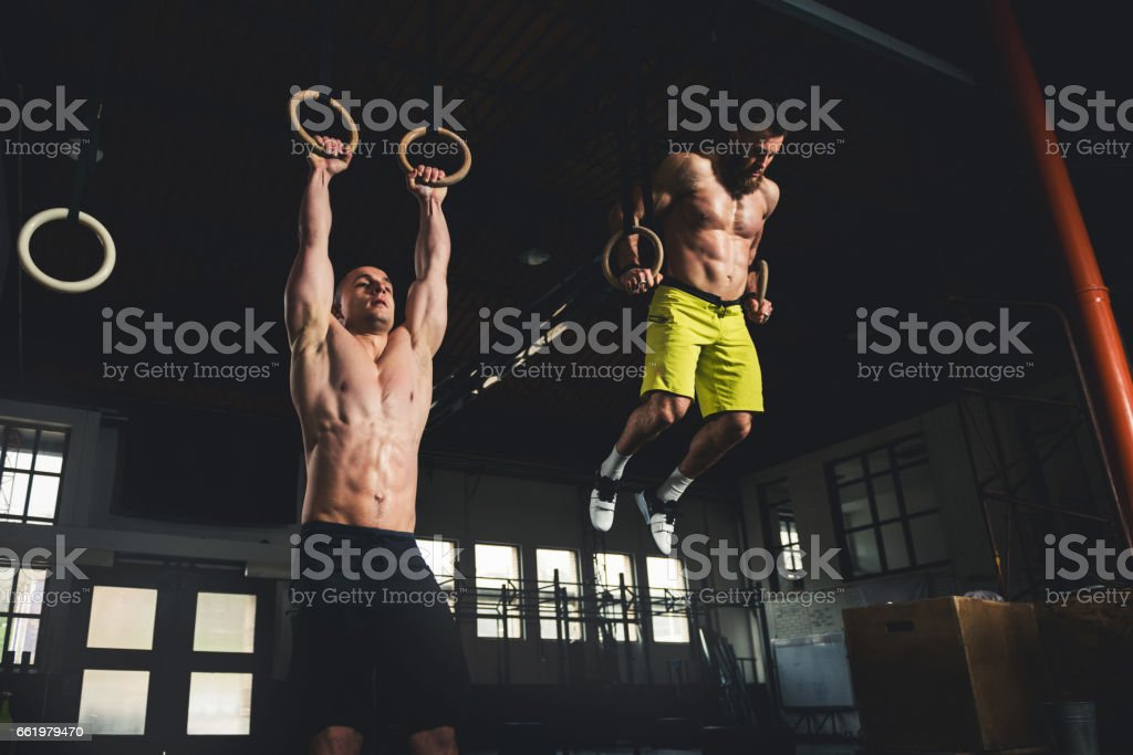 Work hard for the body you want royalty-free stock photo