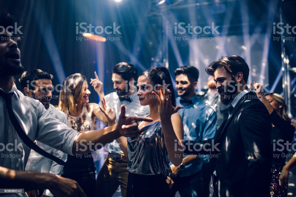 Work hard, party harder royalty-free stock photo