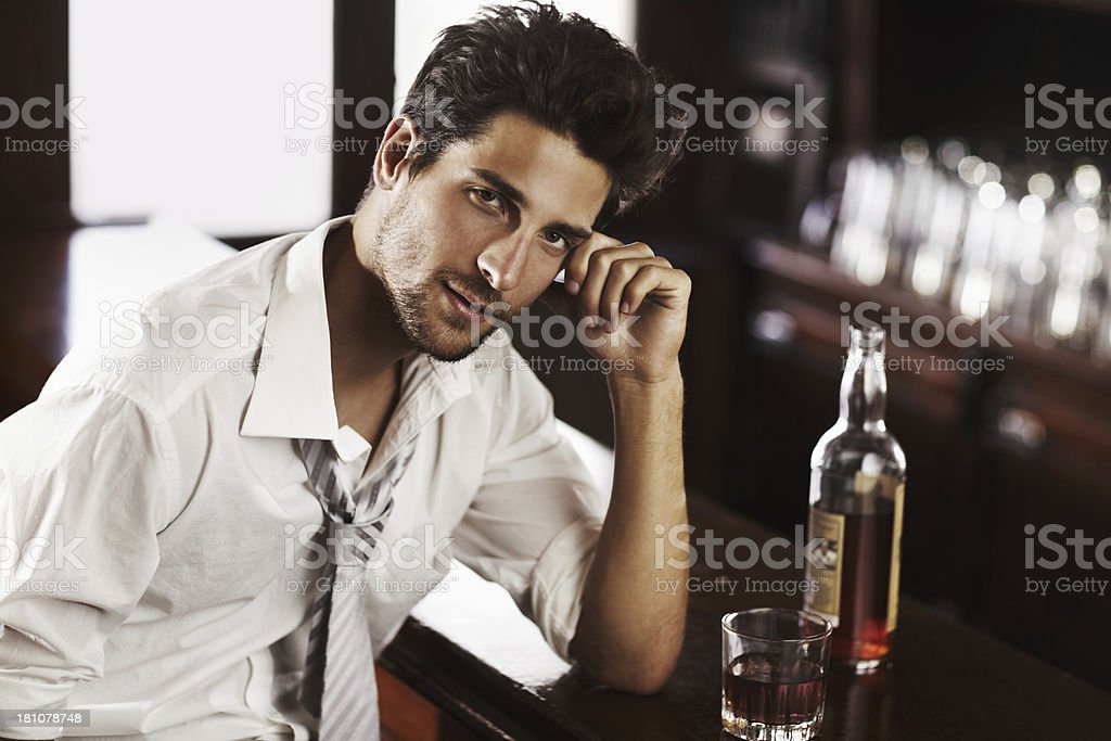 Work hard to wind down - Fast-paced Professional royalty-free stock photo
