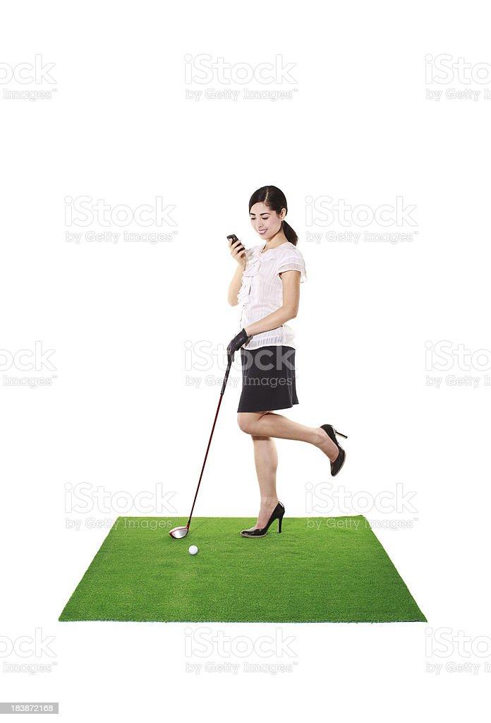 Work & Leisure royalty-free stock photo