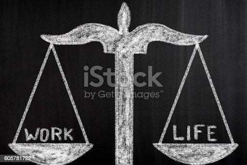 istock Work Life Balance Concept 605781722