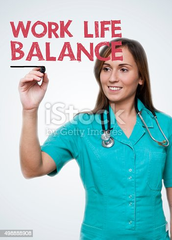 182362845 istock photo Work life balance / Healthcare concept (Click for more) 498888908