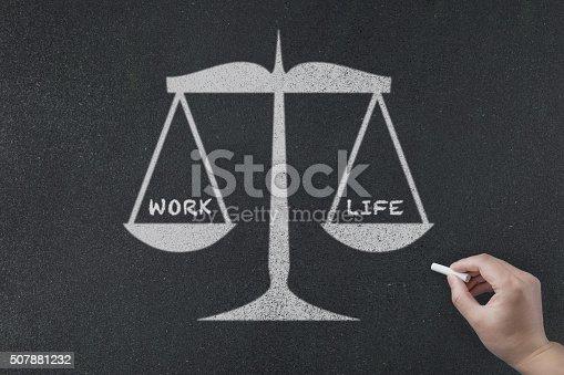 istock Work Life Balance 507881232
