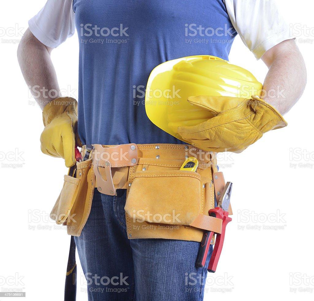 Work man royalty-free stock photo