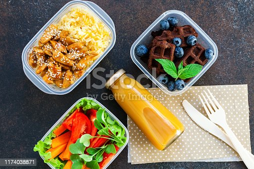 istock work or school, or dieting concept 1174038871