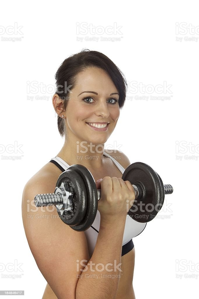 Work out... royalty-free stock photo
