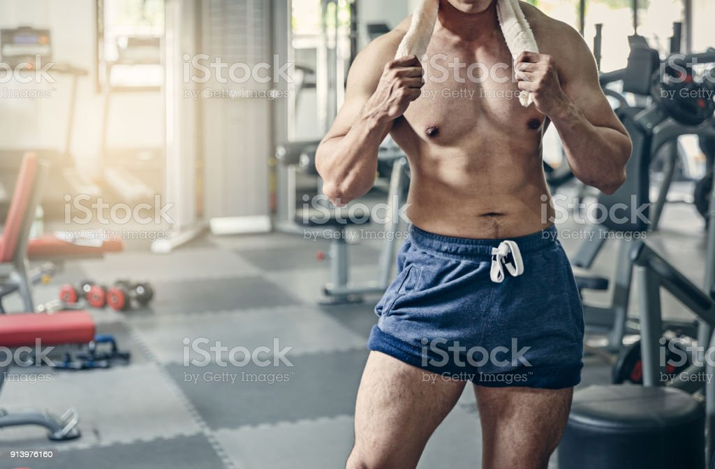 Work Out stock photo