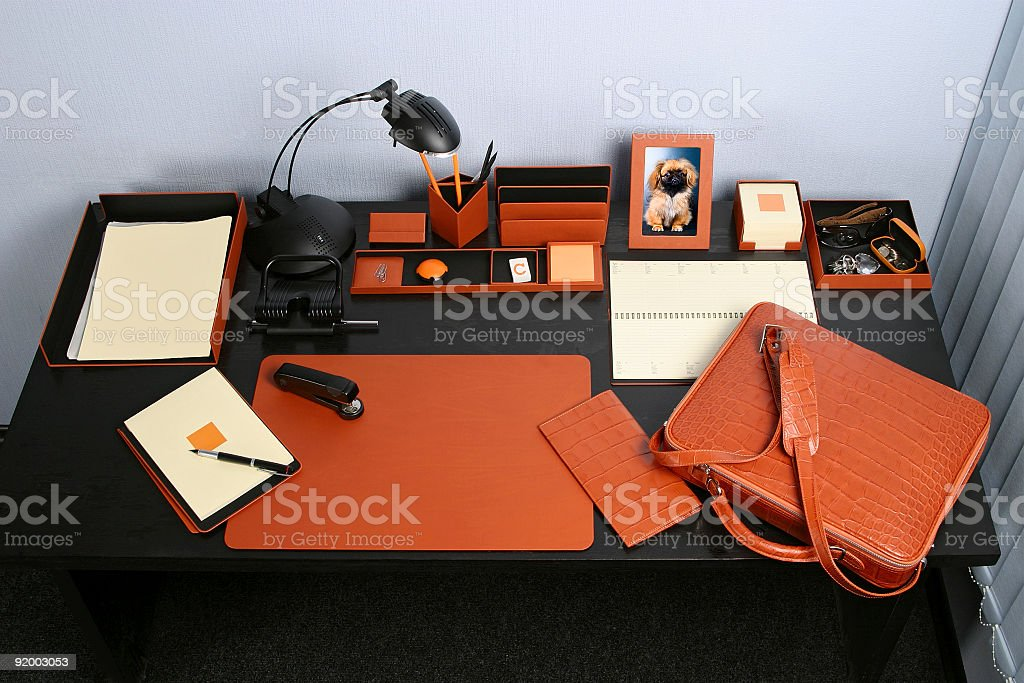 work place royalty-free stock photo