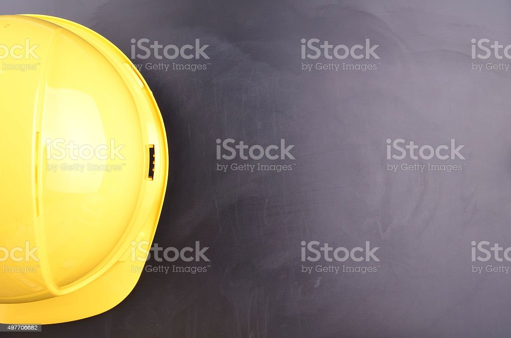 Work Place Safety Concept stock photo
