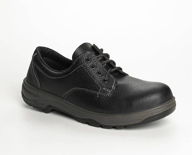 work shoe stock photo