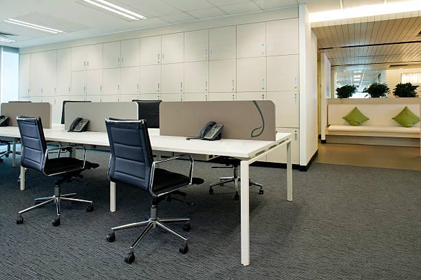work stations - 虛擬辦公室 個照片及圖片檔